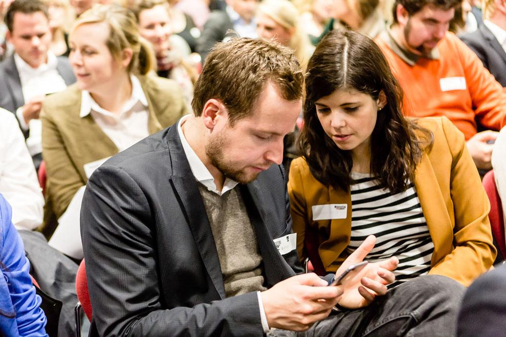 Vortrag Tagung Fotografie Noflash Webmontag Hamburg Zuschauer