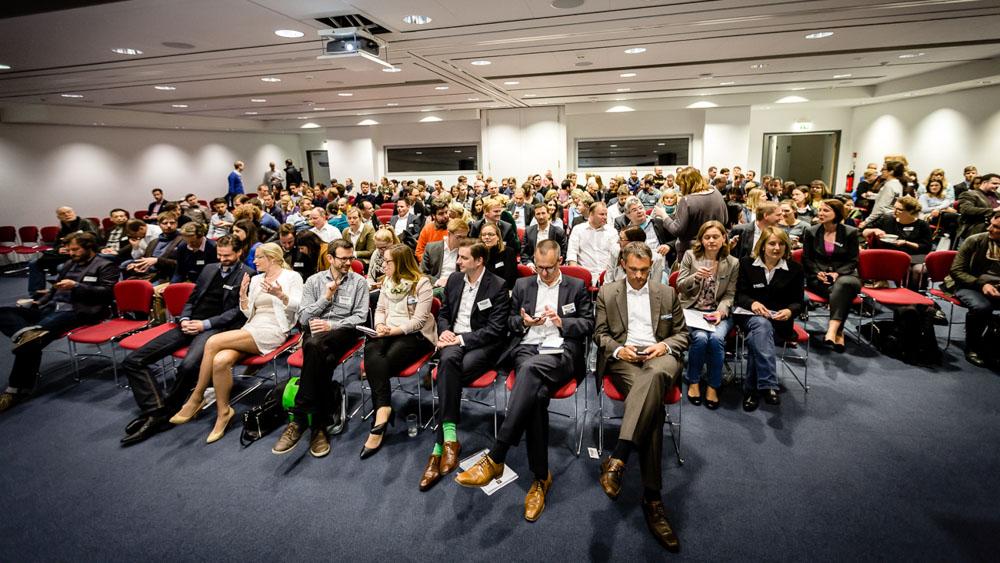 Vortrag Tagung Fotografie Noflash Webmontag Hamburg Totale Publikum